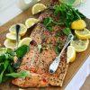 Hot Smoked Salmon Sides