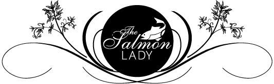 Salmon Lady logo