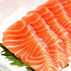 Shashimi Salmon